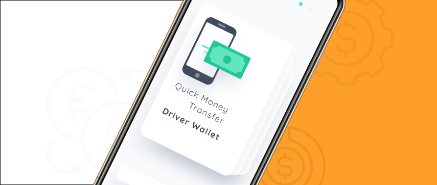 text driver wallet system