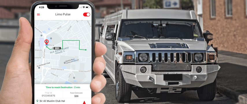 taxi-pulse-invest-in-an-on-demand-limo-app-development